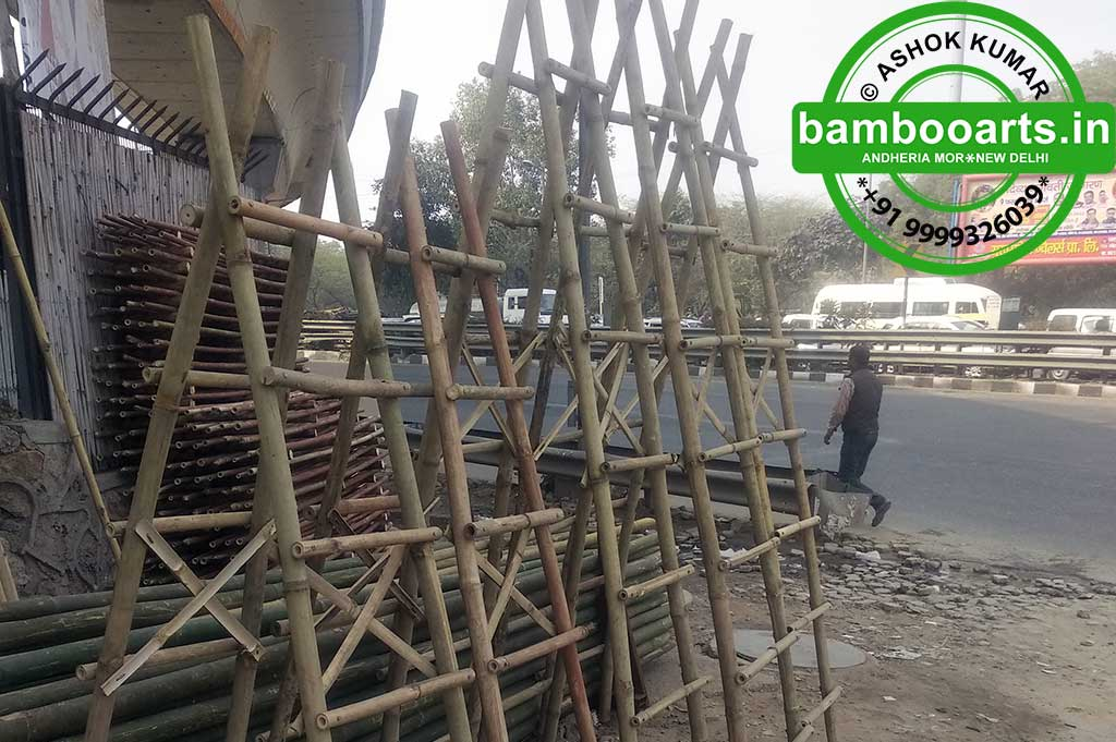 Bamboo Construction Materials