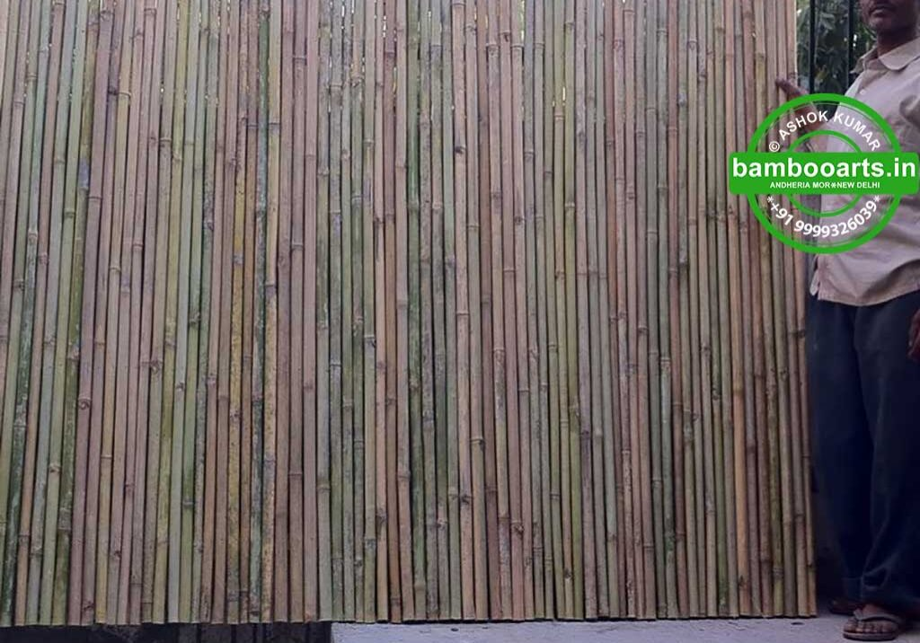 Bamboo Fencing India